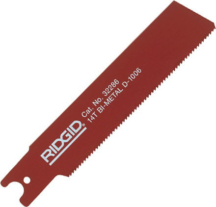 RIDGID Биметаллические полотна RIDGID для стальных труб, древесины с гвоздями и универсального применения 32286