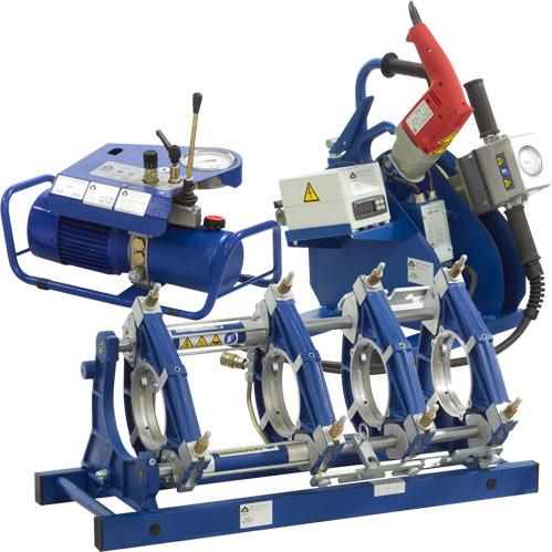 Uponor Infra Гидравлическая машина для стыковой сварки пластиковых труб Uponor Infra PT 160 PT160