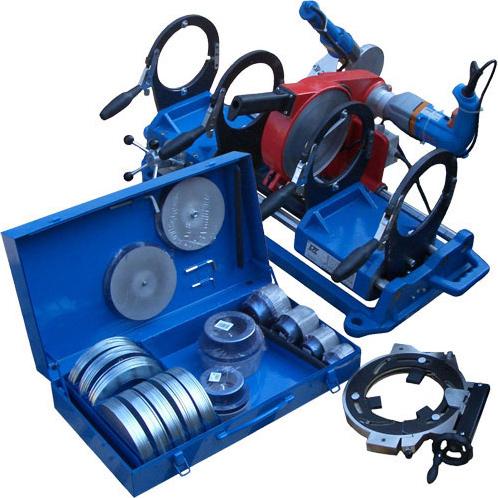 Dytron Механический сварочный аппарат для стыковой и раструбной сварки труб DYTRON ST-160 14952