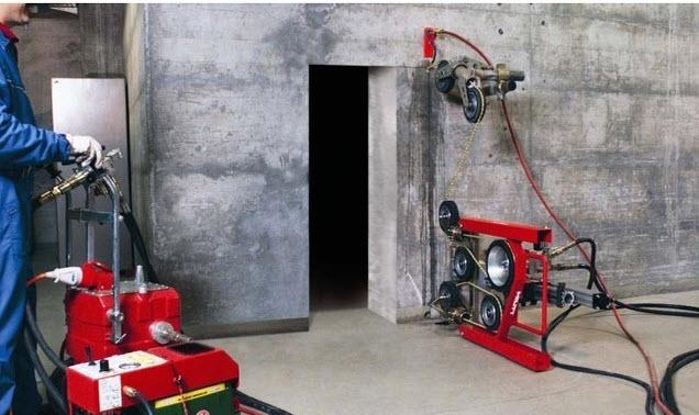 Резка бетона сургут вазон уличный из бетона купить в самаре