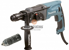 Перфоратор SDS-Plus Makita HR2470-FT
