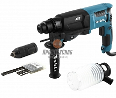 Перфоратор SDS-Plus Makita HR2611FT