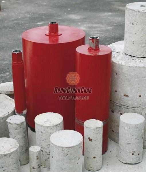 купить коронку по бетону 200 мм