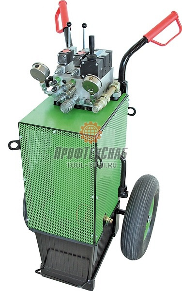 Агрегат гидравлический для стенорезных машин DR. SCHULZE A-23 M A-23 M