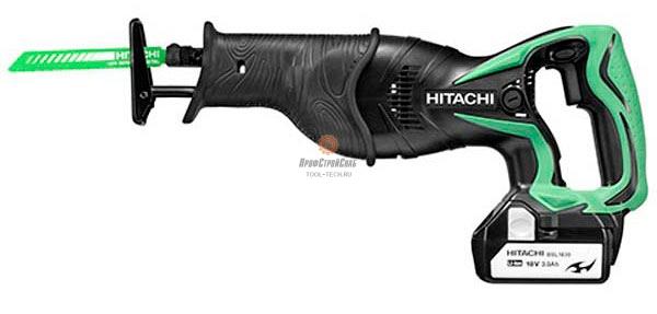 Аккумуляторная сабельная пила Hitachi CR 18DSL 93255426(WB)