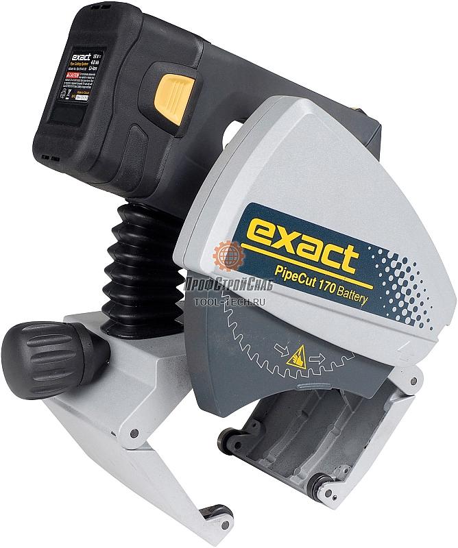 Аккумуляторный электрический труборез Exact PipeCut 170 Battery System 7048115