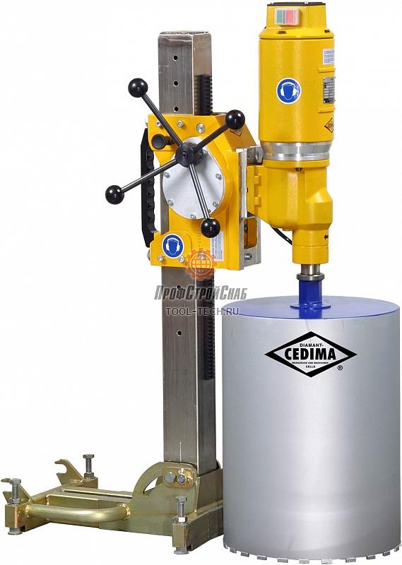 Алмазная сверлильная машина Cedima тип C<br/>(только пластина крепления двигателей)