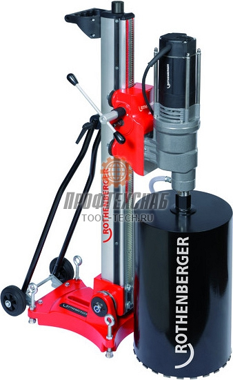 Алмазная сверлильная установка Rothenberger RODIACUT 400 PRO D FF34300