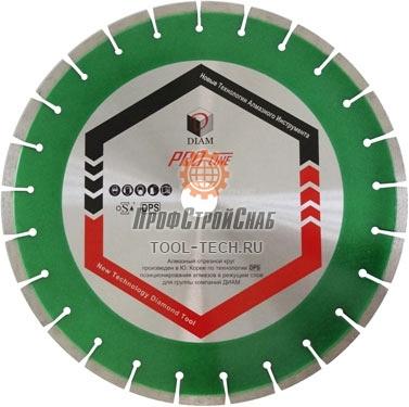 Алмазные диски по граниту Diam Гранит Pro Line 1A1RSS 030648