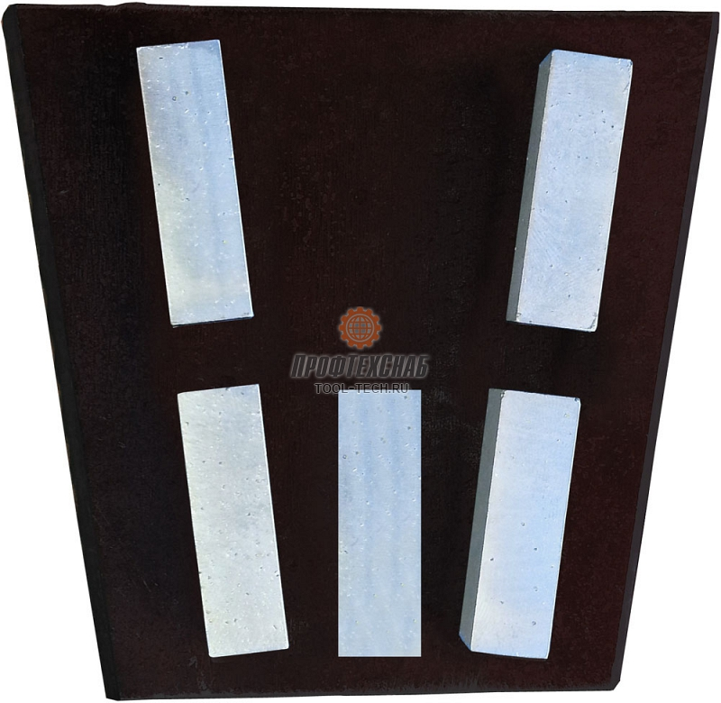 Алмазные франкфурты по бетону Messer Agressive 01-44-051