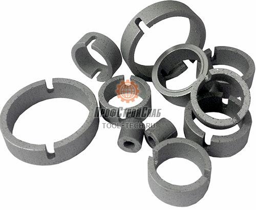 Алмазные кольцевые сегменты Messer SPEED 11-25-010