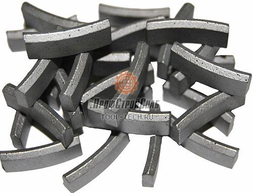 Алмазные сегменты Messer GB 11-40-025