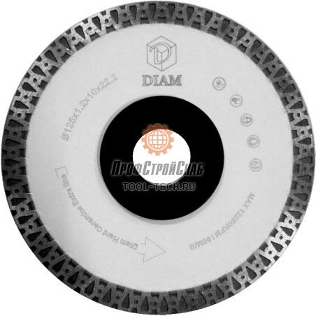 Алмазный диск для плитки Diam Turbo Extra Line Hard Ceramics 000526