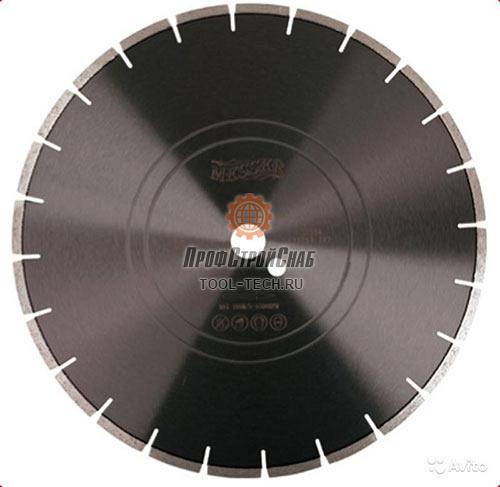 Алмазные диски по асфальту Messer A/L 01-12-300