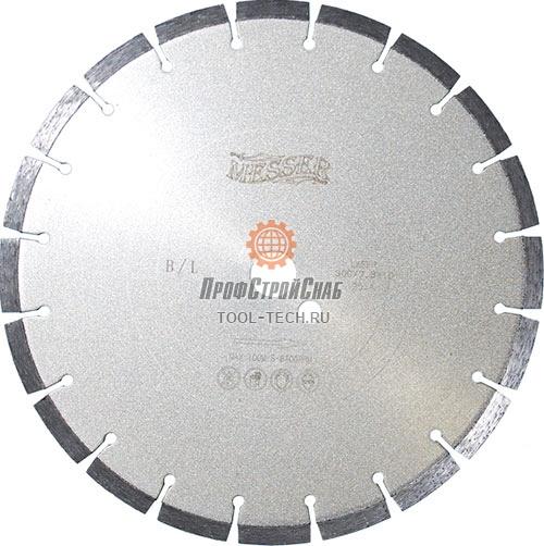 Алмазный диск по бетону Messer B/L 01-13-115