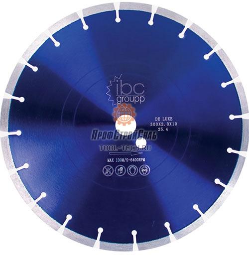 Алмазные диски по железобетону Messer DeLuxe 306