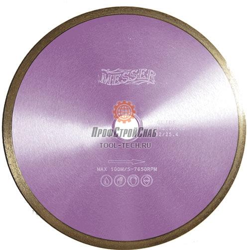 Алмазные диски по граниту Messer G/S 01-23-125