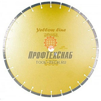 Алмазный диск по бетону Messer Yellow Line Beton 01-03-125