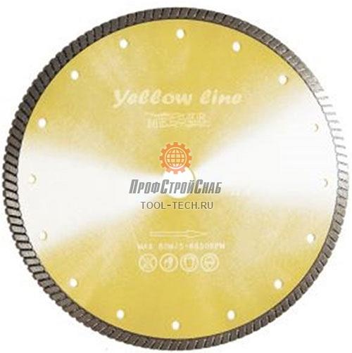 Алмазные диски по граниту Messer Yellow Line Granite Turbo 01-35-125