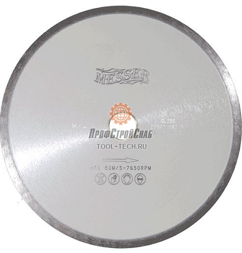 Алмазные диски по мрамору Messer M/L 01-25-125