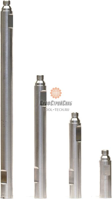 Алюминиевые удлинители для коронки по бетону Cardi 1/2