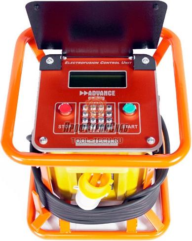 Аппарат для электромуфтовой сварки полиэтиленовых труб Advance Welding ACT3 ACT3