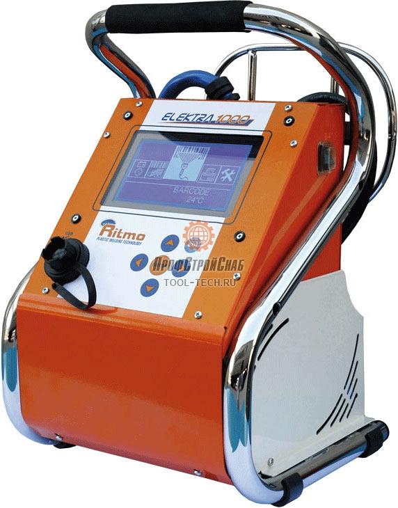 Аппарат для электромуфтовой сварки труб Ritmo ELEKTRA 1000 96906400