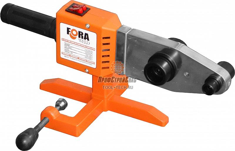 Аппарат для раструбной сварки пластиковых труб Makina Plastik FORA WELD 1500-2ST FW1500