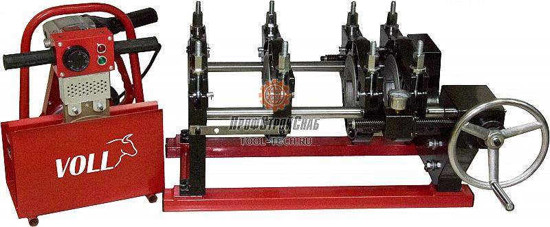 Аппарат стыковой сварки Voll V-Weld ME160 4.00160
