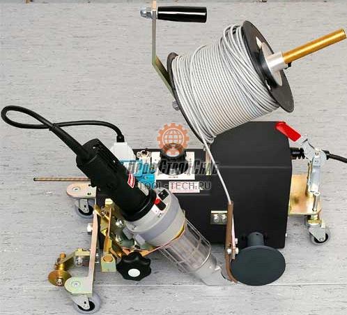 Автоматический аппарат для сварки линолеума Forsthoff-F F1200