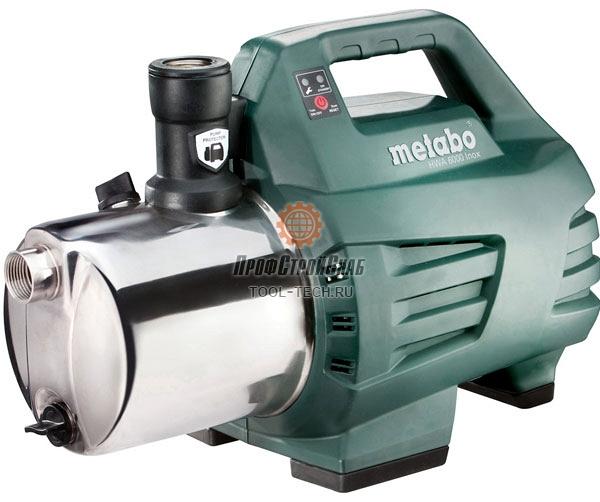 Автоматический насос для воды Metabo HWA 6000 INOX 600980000