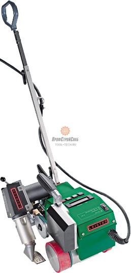 Автоматический сварочный аппарат горячего воздуха Leister UNIROOF E 147.828