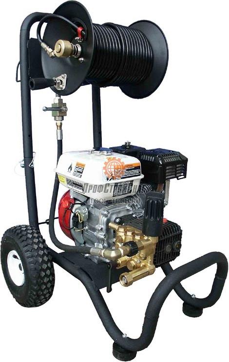 Бензиновая гидродинамическая прочистная машина CAM Spray CS25006H.3 CS25006H.3