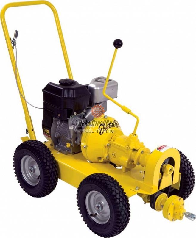 Бензиновая прочистная машина секционного типа Electric Eel Model 325 325K-8DCHD