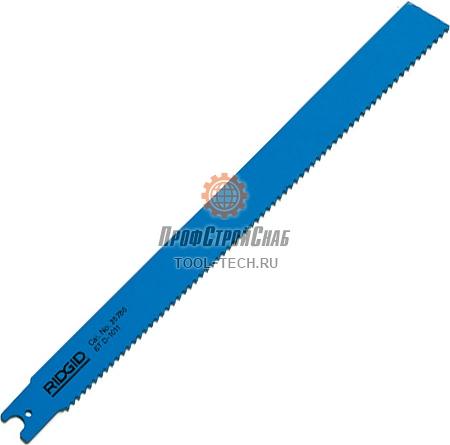 Биметаллическое полотно RIDGID для грубой распилки древесины 35786