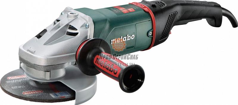 Болгарка Metabo WE 24-180 MVT 606468000
