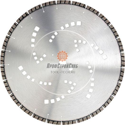 Диск отрезной алмазный турбо сегментный Dr. Schulze Laser Mega Beton TS25000326