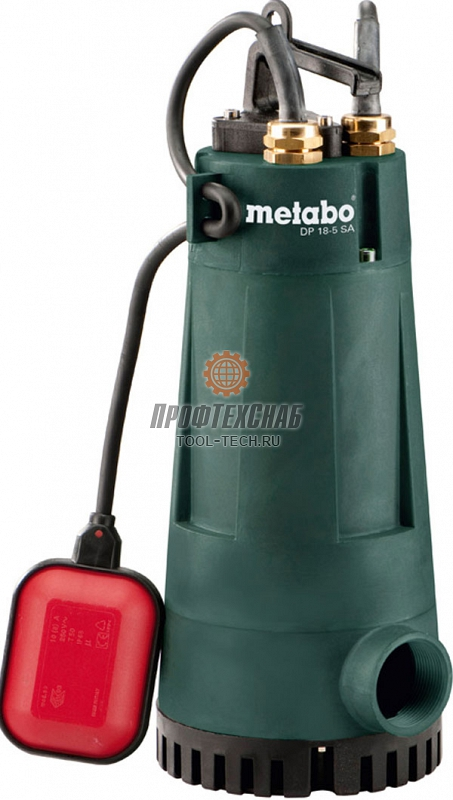 Дренажный насос Metabo DP 18-5 SA 604111000