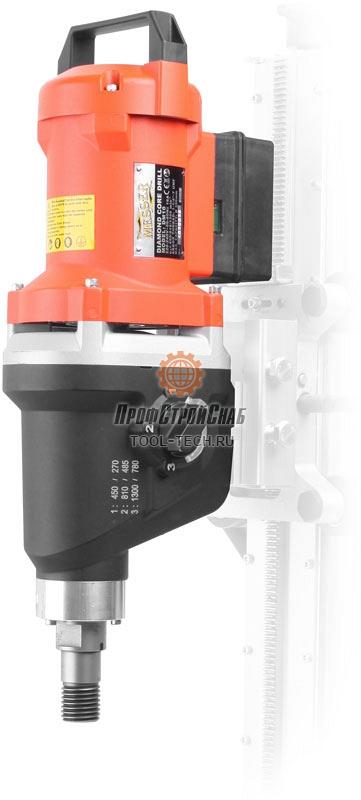 Двигатель алмазного бурения Messer DM10 10-40-340