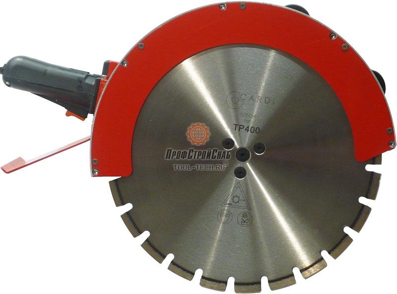 Электрическая алмазная дисковая пила Cardi TP 400-FC TP 400-FC-EL-1 A2