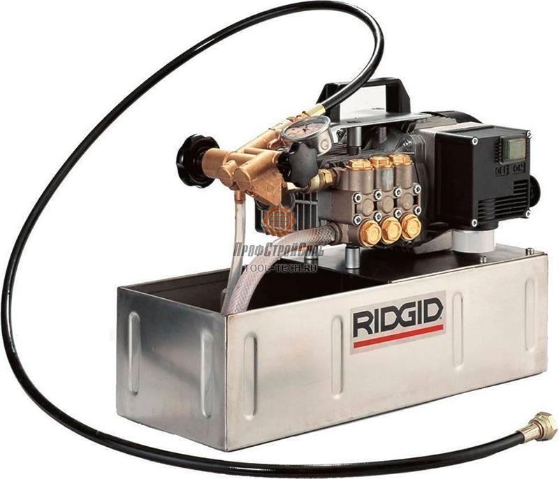 Электрический испытательный опрессовщик Ridgid 1460-E 19021