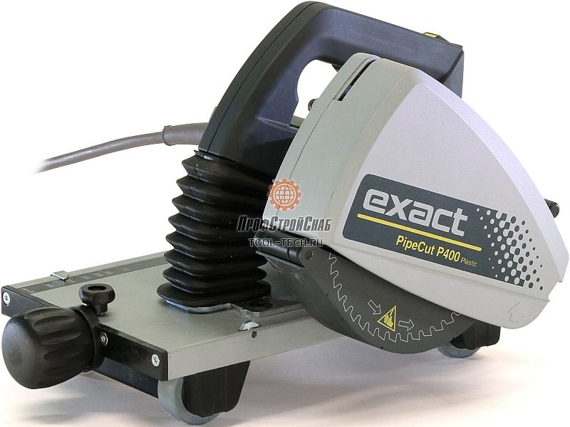 Электрический труборез для пластиковых труб Exact PipeCut P400 System 7010401