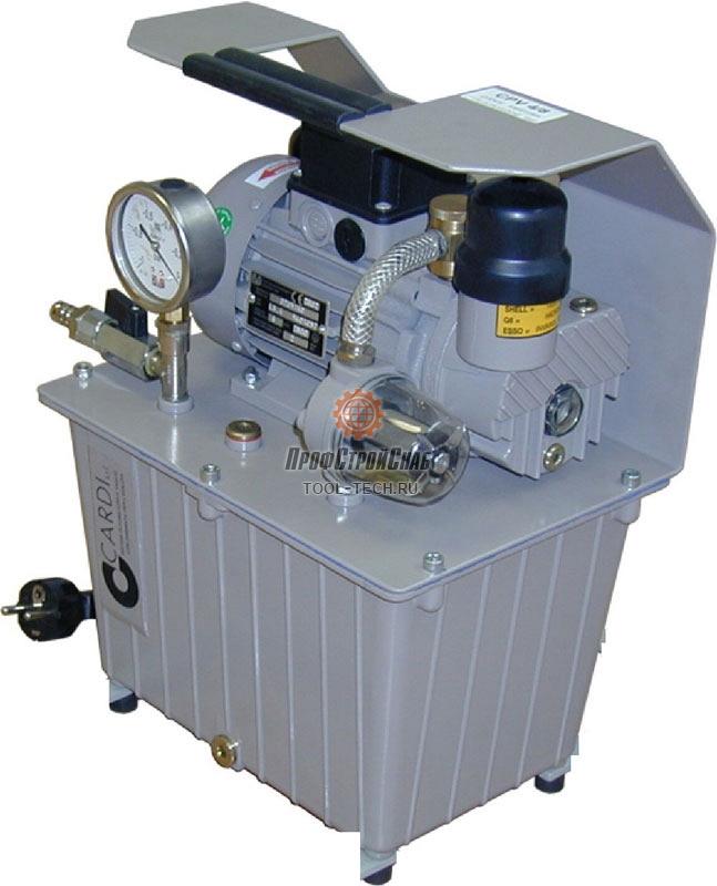 Электрический вакуумный насос для откачки воздуха Cardi PV 4-S PV 4-S