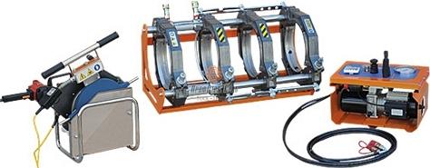 Электрогидравлическая стыковая сварочная машина Ritmo BASIC 250 91070506