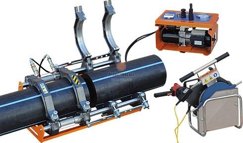 Электрогидравлическая стыковая сварочная машина Ritmo BASIC 355 93400100