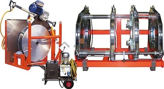 Электрогидравлическая стыковая сварочная машина Ritmo DELTA 1000 91800001