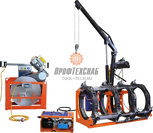 Электрогидравлическая стыковая сварочная машина Ritmo DELTA 500 91250522