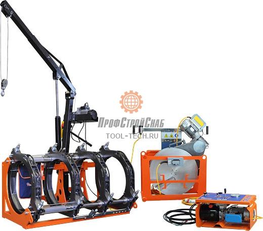 Электрогидравлическая стыковая сварочная машина Ritmo DELTA 630 91350601