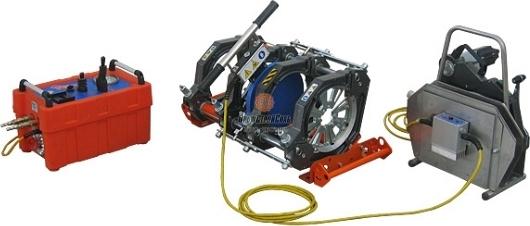 Электрогидравлическая стыковая сварочная машина Ritmo DELTA DRAGON 250 B 91065509