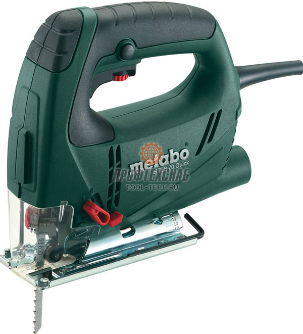 Электролобзик Metabo STEB 70 Quick 601040000